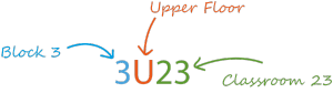 Room Code example